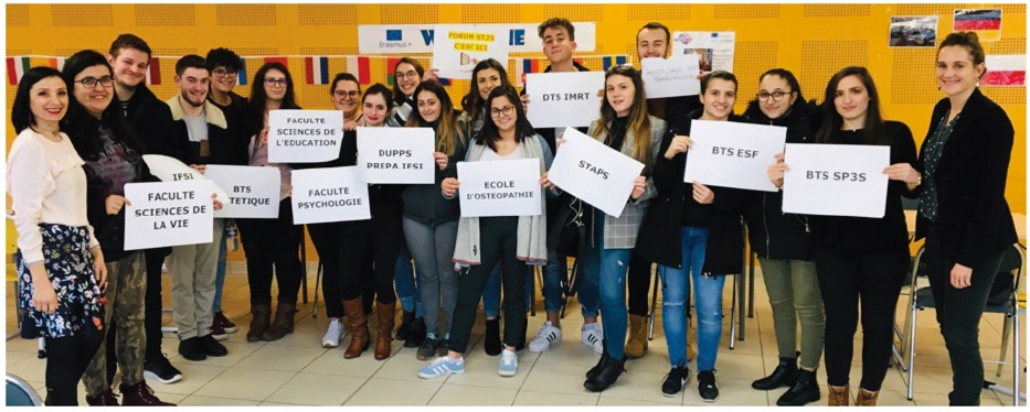 Forum ST2S 2019  proposition d'article